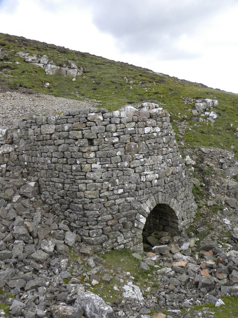 Field limekiln above Potting [2]