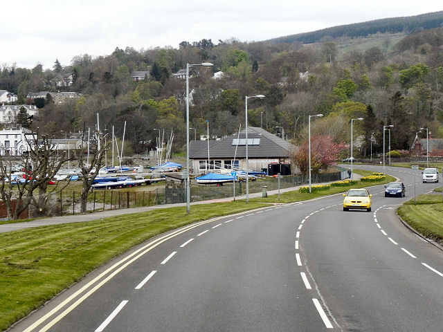Helensburgh Sailing Club, Gareloch Road