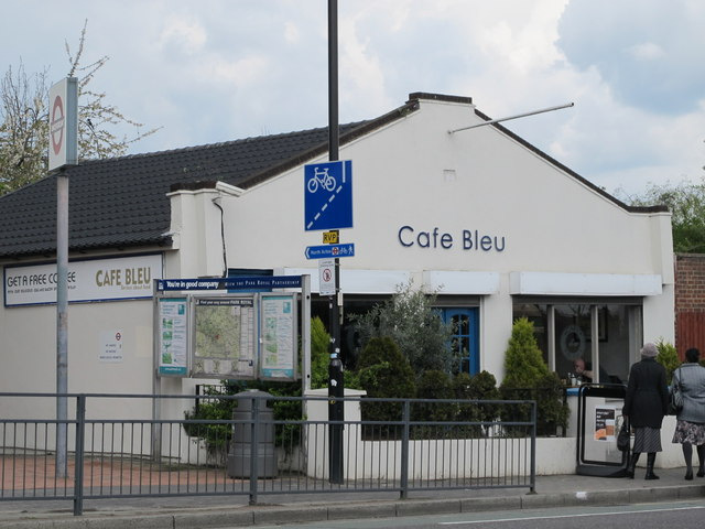 Cafe Bleu, Victoria Road, NW10