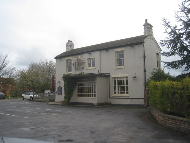 The White Horse, Marshchapel