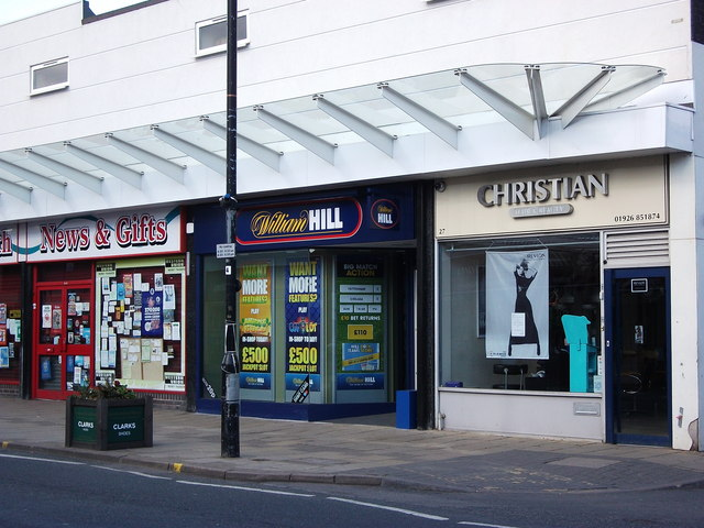 William Hill, Warwick Road, Kenilworth