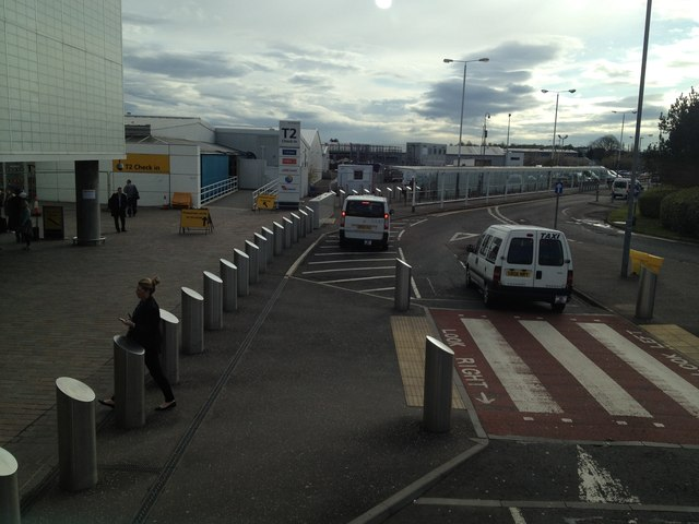 Caledonia Way, Glasgow Airport