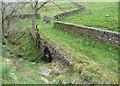 SE0022 : Bridge over Will Clough, Mytholmroyd by Humphrey Bolton