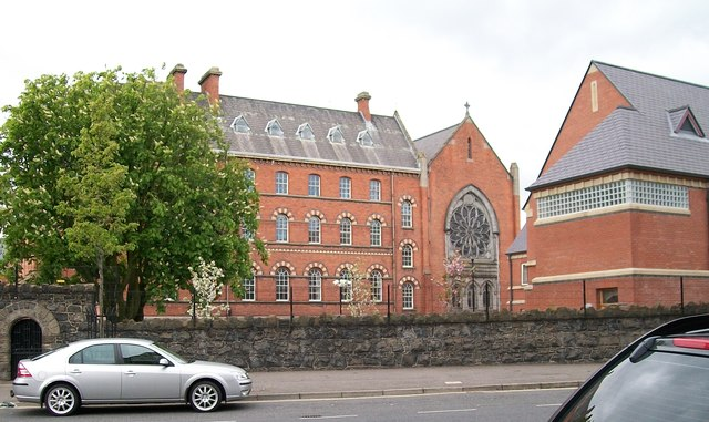 The Dominican Convent , Falls Road