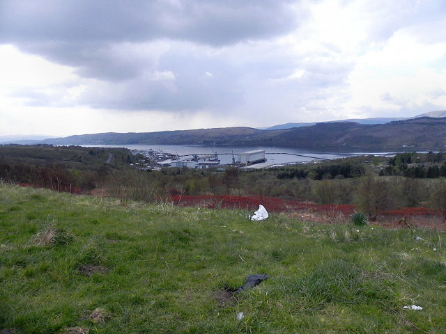 View Towards Gare Loch
