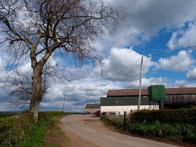 West Overland Farm