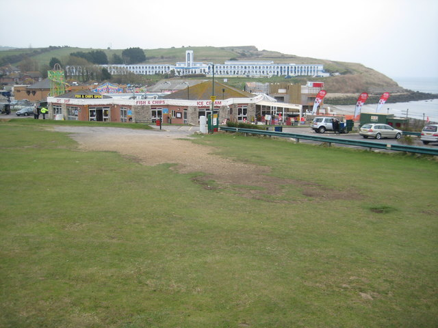 Holiday resort, Bowleaze Cove