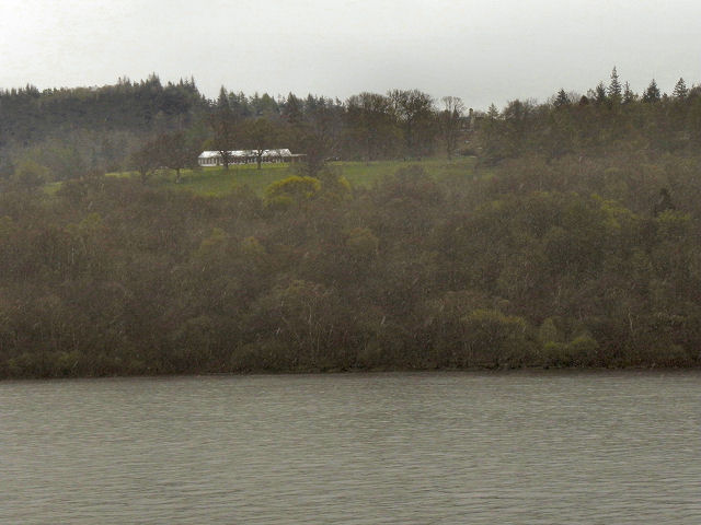 Eastern Shore of Loch Lomond