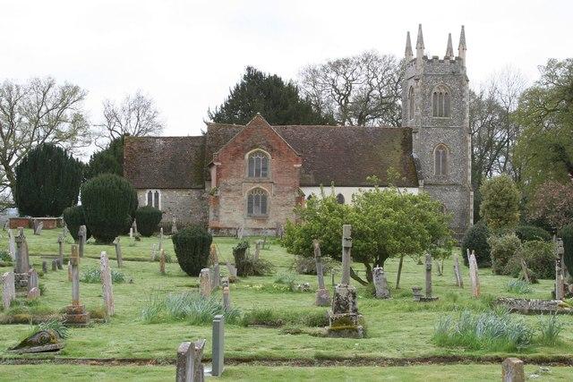 Hartley Wintney, Hampshire