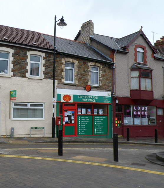 Senghenydd Post Office