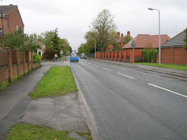 Mareham Lane into Sleaford