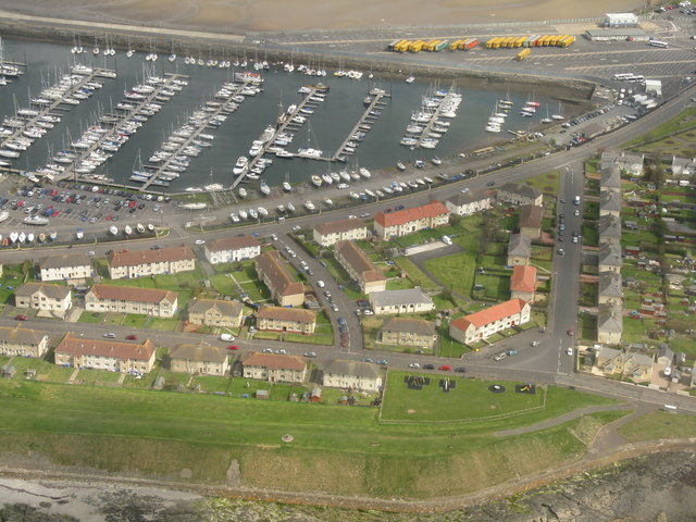 The Marina at Troon
