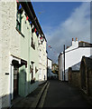 SX4350 : Garrett Street, Cawsand - heading for Kingsand by Rob Farrow