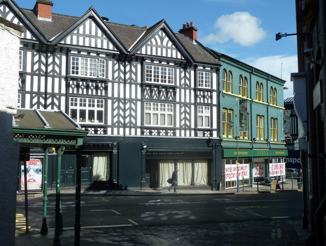 Stephenson Place, Chesterfield