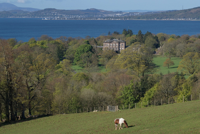 Ardgowan House and estate