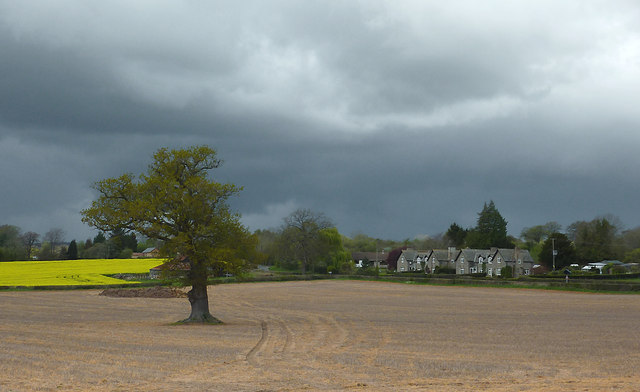 Herefordshire - Looks like rain again!
