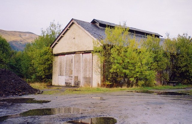 Ballachulish Engine Shed, 2004