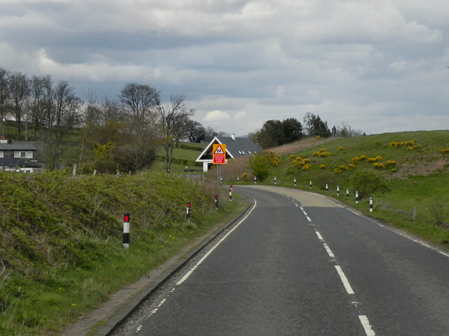 A811 Near Boturich Lodge