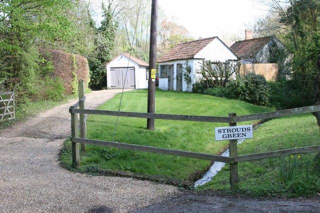 Near Rotherwick, Hampshire