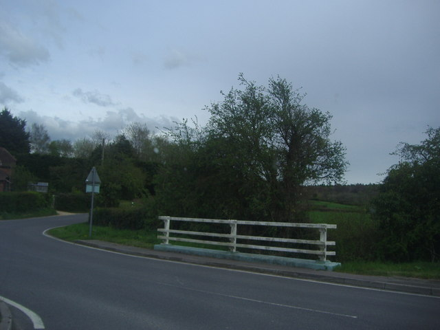 Finchdean Road at the junction of Dean Lane