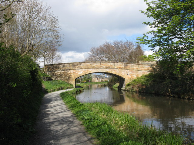Bridge 44 on the Union Canal, Linlithgow