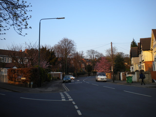 Junction of Redcliffe Road and Zulla Road
