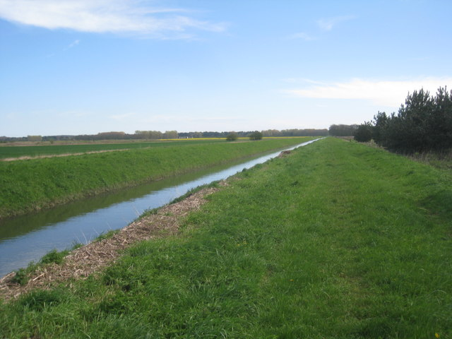 Land Drain and Worlaby Carrs