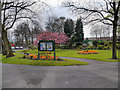 SD8110 : Openshaw Park by David Dixon