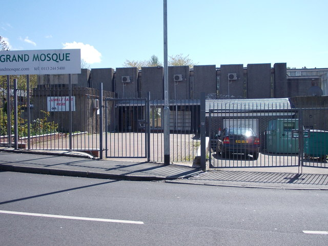 Leeds Grand Mosque - Hyde Park Road