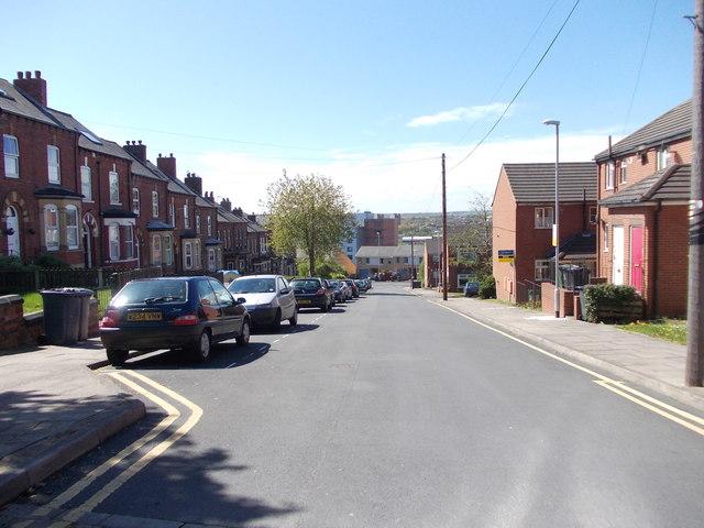 Consort Terrace - St John's Road