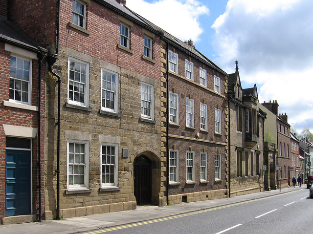 Morpeth - Newgate Street above Registry Office
