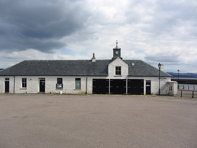 Ardrishaig pier ticket office