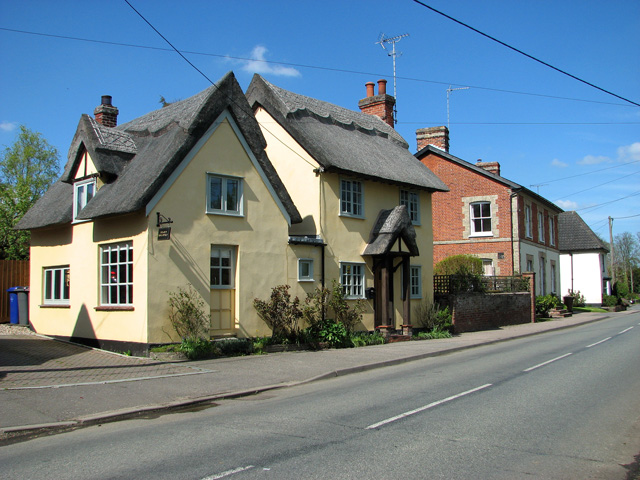 The Old Post Office, Stradishall