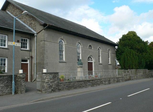 Penllwyn Chapel, Capel Bangor