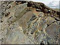 SN8167 : Slate quarry in Cwm Claerddu, Ceredigion by Roger  Kidd