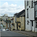 SX4358 : Lower Fore Street, Saltash by Rob Farrow