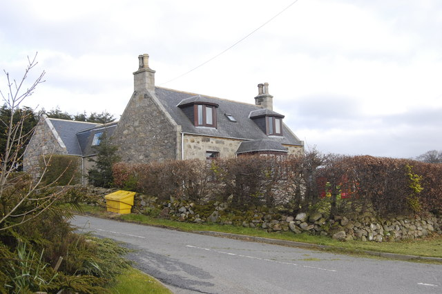 Drumligair Farmhouse