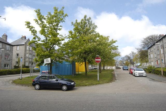 Powis Circle, Aberdeen