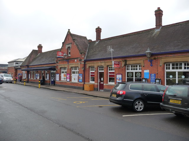 Newbury - Railway Station