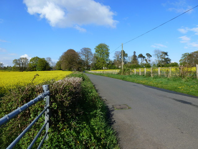 Mathern Road, near Chepstow