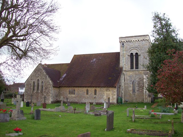 St Andrew's church, Sandford