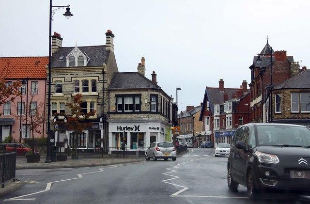 Allandale Place crosses Front Street