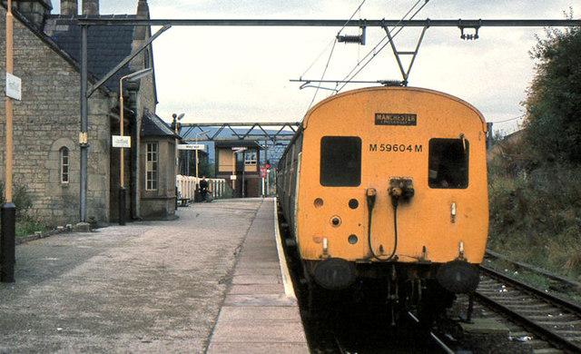 Hadfield station (1984)