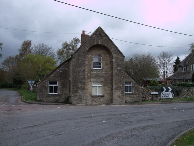 Former Toll House, The Street, Charlton