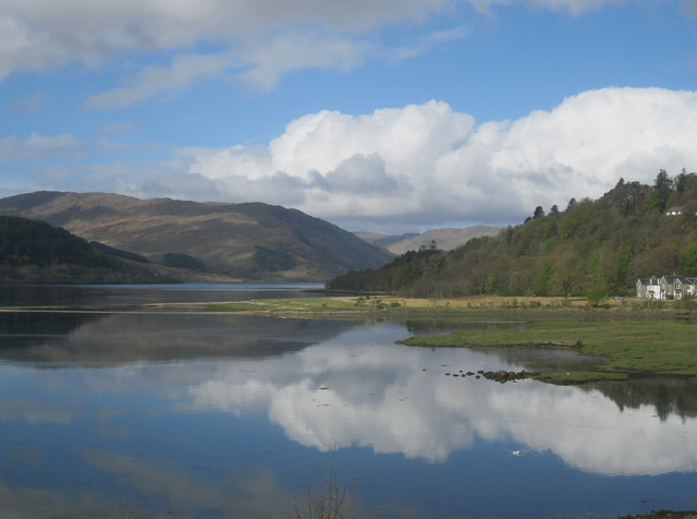 Reflections at Strontian