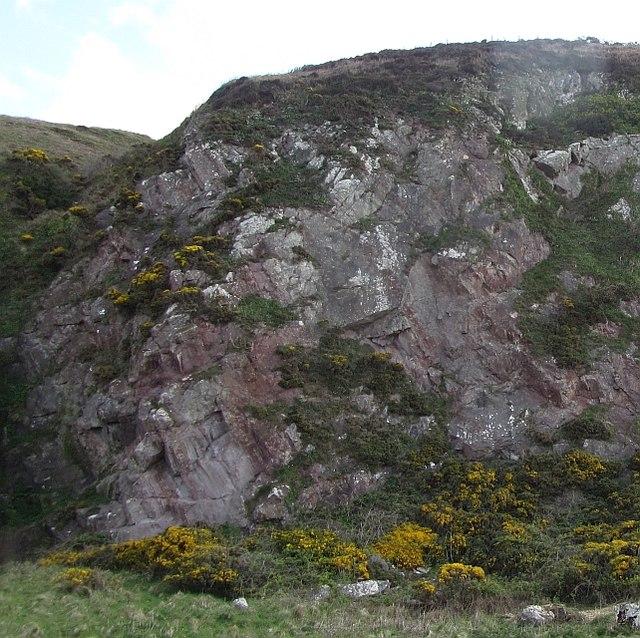 Crag, Keil