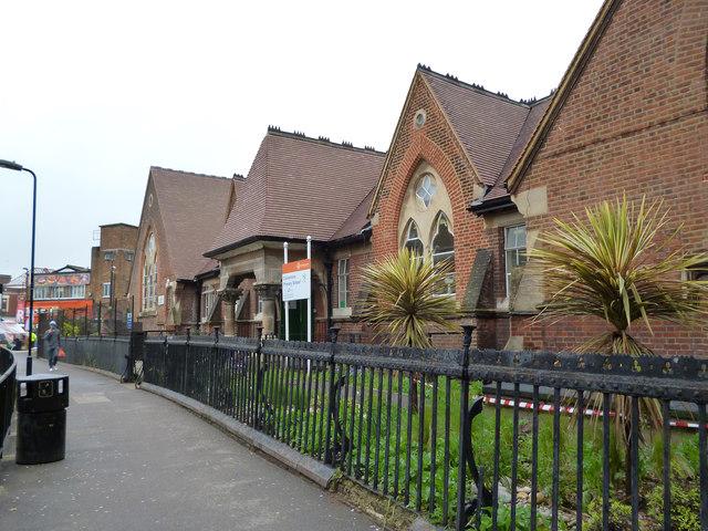 Dalston:  Colvestone Primary School