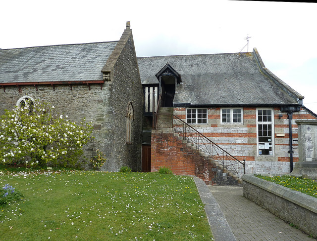 Former Borough School, Saltash