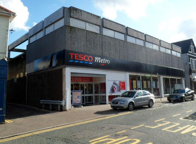 Tesco Metro - Caerphilly