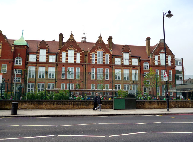Hackney southern fringe):  Princess May Primary School